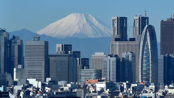Tokio también se encuentra entre las ciudades con riesgo de escasez de agua. Foto: BBC News