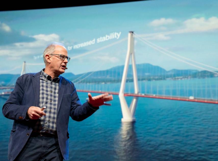 Este puente flotante de Noruega puede revolucionar la manera de construir infraestructuras | BusinessInsider