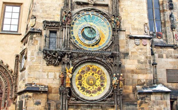 Un recorrido por los relojes más bonitos de Europa | IdealGranada