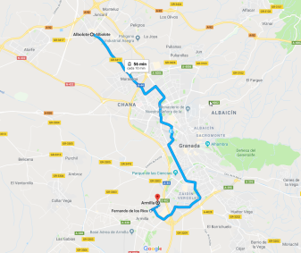 MetroGR_Google Maps
